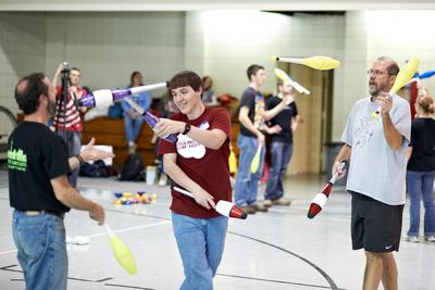 Bill Allen's Photos: Gymnasium &emdash; D3H_4437